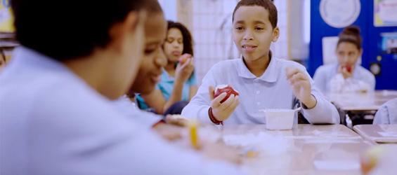 Liqui-Site Blog No Kid Hungry